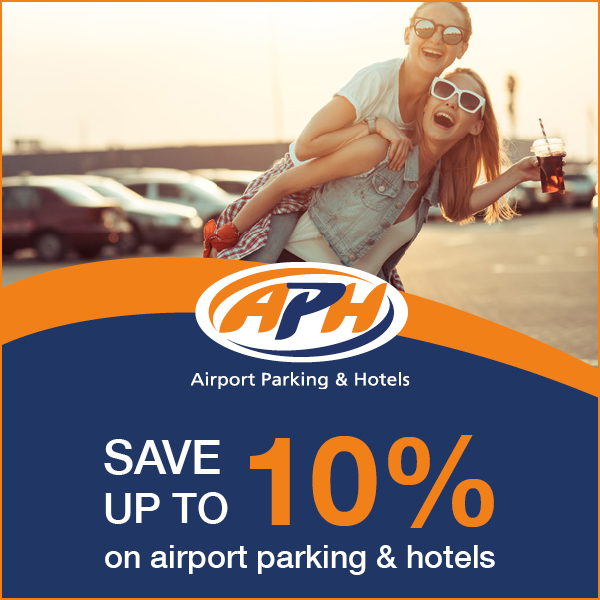 Airport Parking Banner