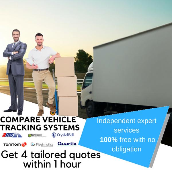 Inspire Digital – Vehicle Tracking