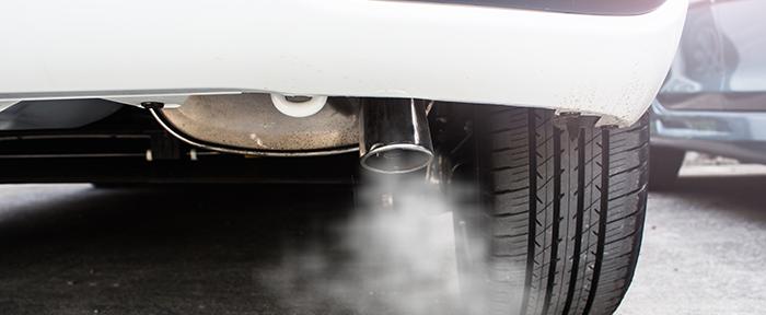 Car emissions WLTP