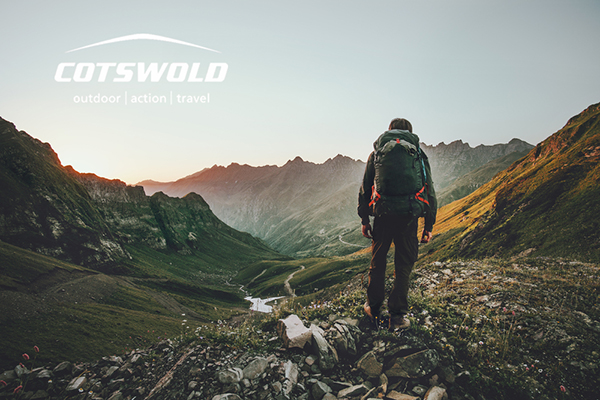 Cotswold Outdoor marketing