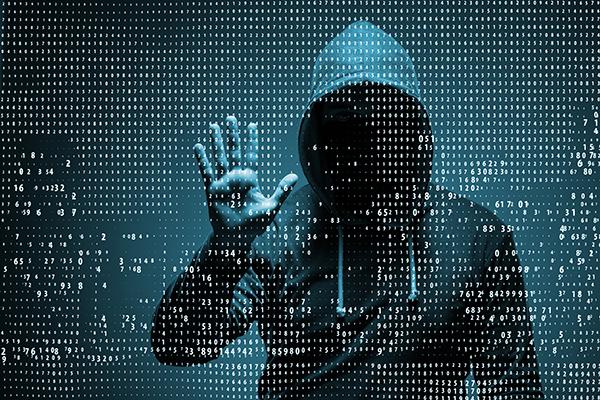 van theft robber in the dark