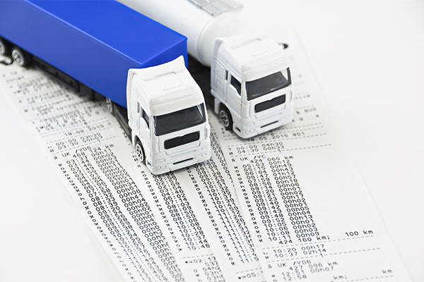 Insurance smart tachographs