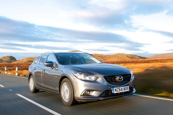 Fleet sales car Mazda6