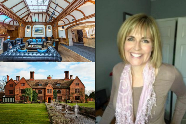 Emma Unsworth – Executive personal assistant to Michael Chittendon, owner of Manor by The Lake, Gloucestershire, and Woodhall Manor, Suffolk
