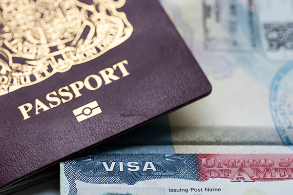 passport and visa right to work after Brexit